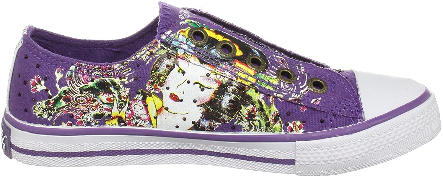 Ed Hardy Little Kid/Big Kid LR Stone Sneaker